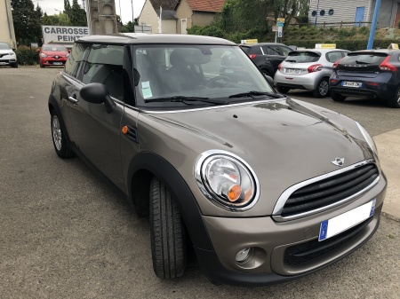 BMW MINI ONE D PACK CHILI - 6680 €