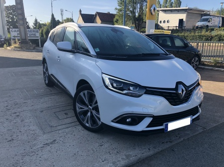 RENAULT GRAND SCENIC 4 DCI 130 INTENS 7 places - 21840 €