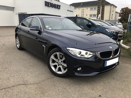 BMW SERIE 4 GRAN COUPE 420d 184cv BUSINESS - 20880 €