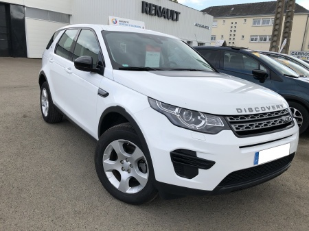 LAND-ROVER DISCOVERY SPORT BUSINESS ED4 150 cv - 23710 €