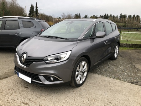 RENAULT GRAND SCENIC 4 DCI 130 BUSINESS 7 PLACES - 20850 €